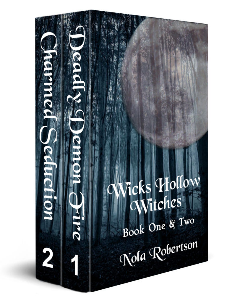 Book Cover: Wicks Hollow Witches Boxed Set
